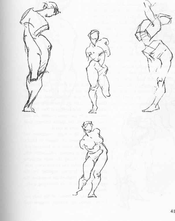Muscle Man Outline Drawings Pic