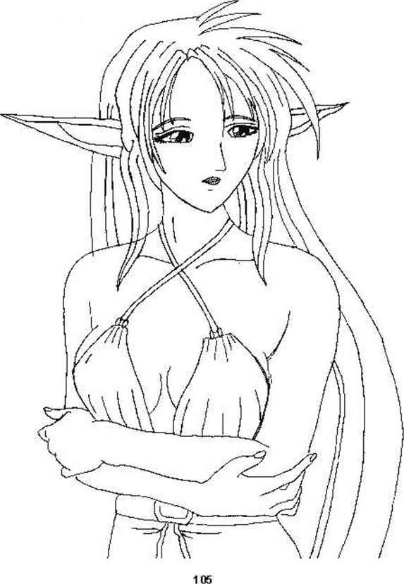 Elf naked drawings slut wife fucking