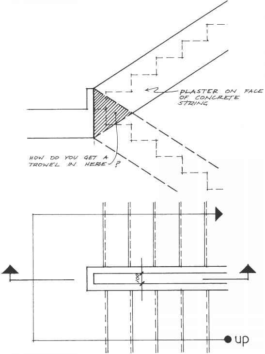 Plasterer Drawing
