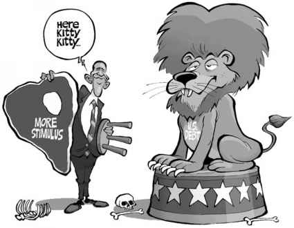 Cartoon Metaphor