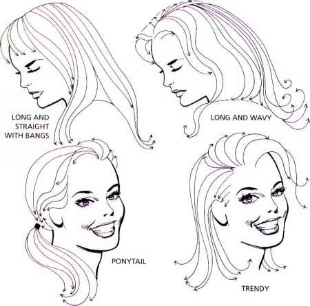 How To Draw Hair Draw Cartoons Joshua Nava Arts