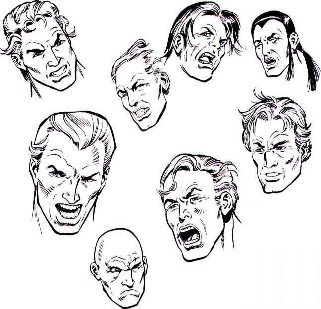 Popular Comic Book Expmfllonf Draw Cartoons Joshua