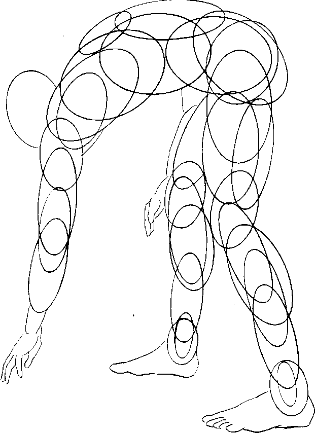 Human Form Drawing