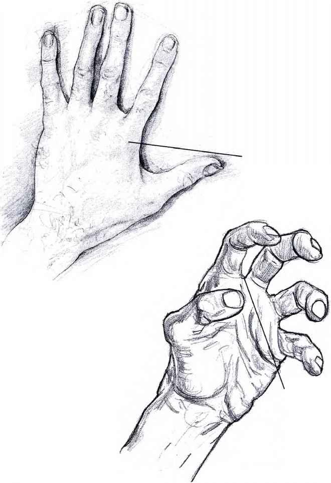 How To Draw Manga Hand - Creating Action Figures - Joshua Nava Arts