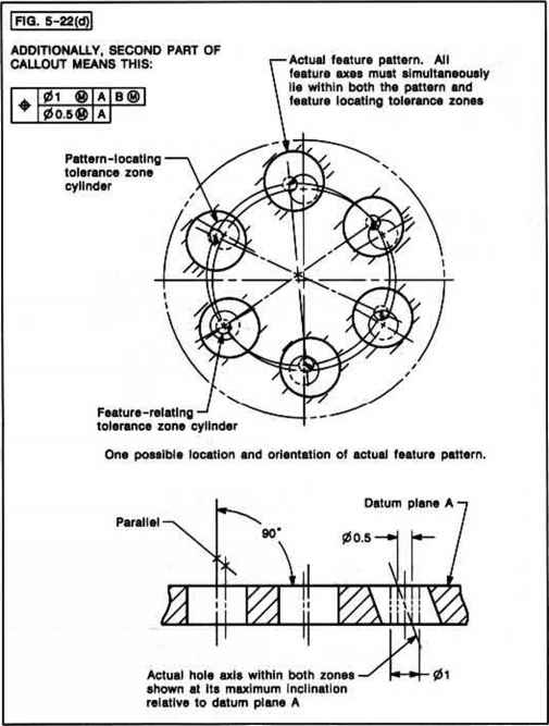 First Part Of - Dimensioning and Tolerancing - Joshua Nava
