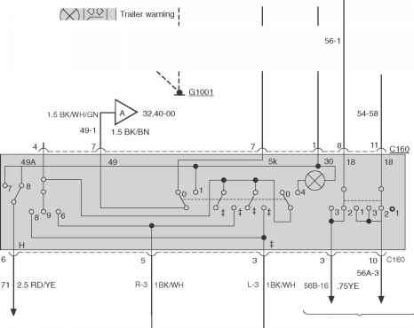 heating ventilation and air conditioning systems - engineering drawing, Wiring diagram