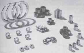 Pressed Powder Bearings