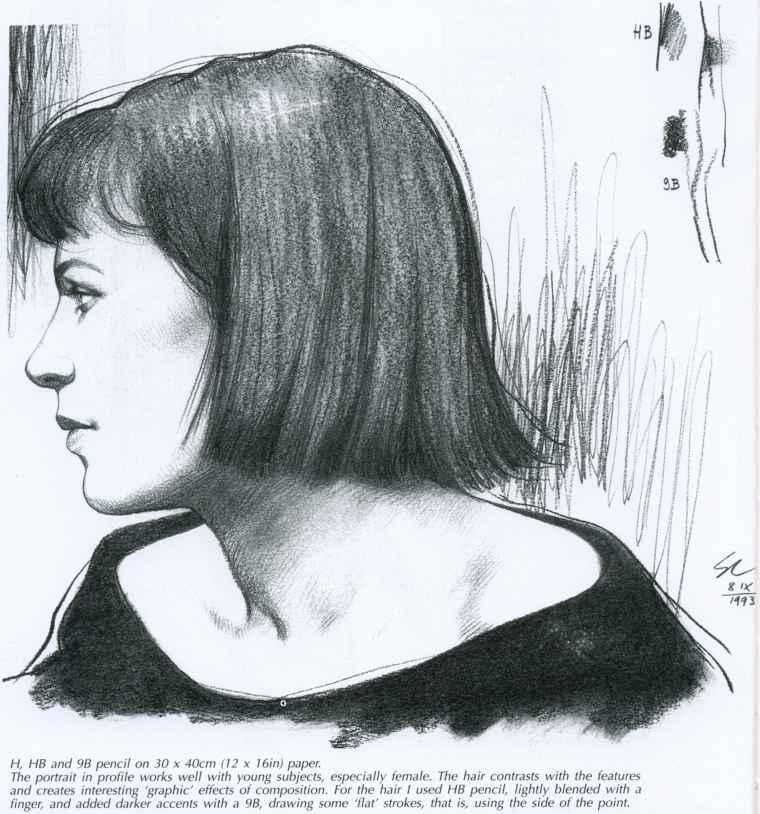 portrait studies drawing faces and figures joshua nava arts