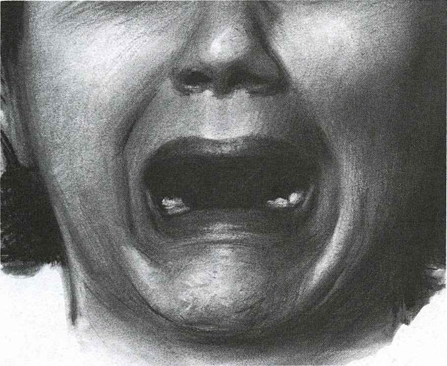 anger the face of rage facial expressions joshua nava arts