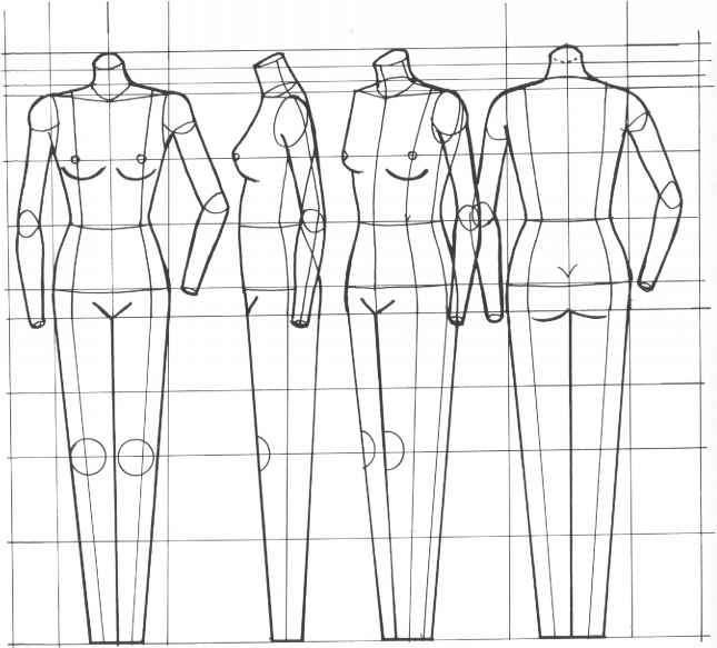 sketch office fashion - fashion design