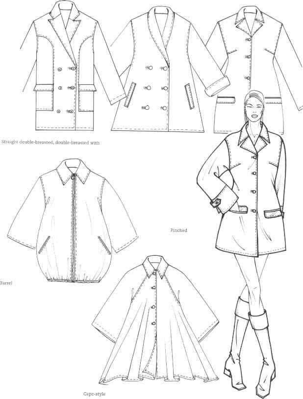 finishings and trimmings fashion design joshua nava arts Gothic Female Fashion jackets