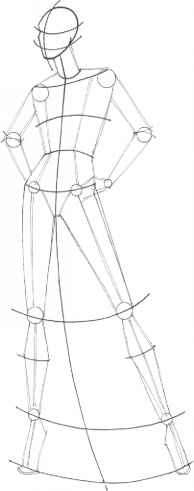 The fashion plate fashion design joshua nava arts anime male body outline rhythm fashion design sketches sciox Image collections
