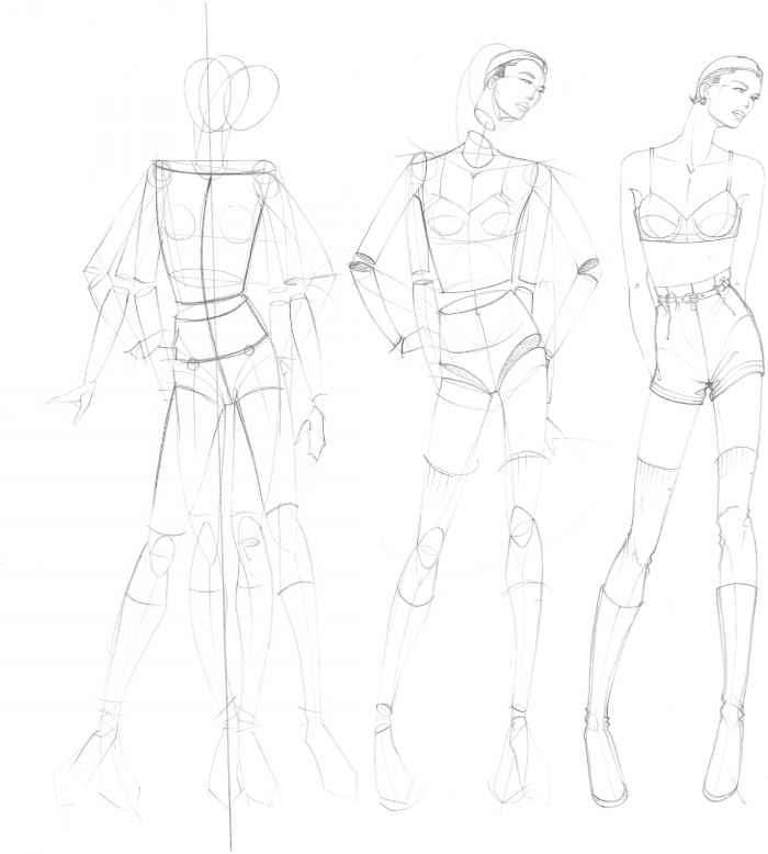 The Fashion Plate Fashion Design Joshua Nava Arts