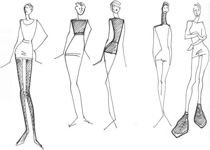 Stylization Fashion Design Joshua Nava Arts