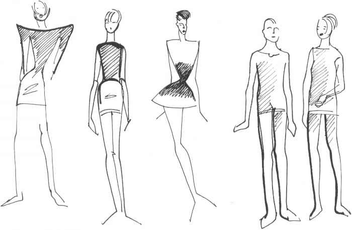 Master of Design in Fashion, Body and Garment School of 82