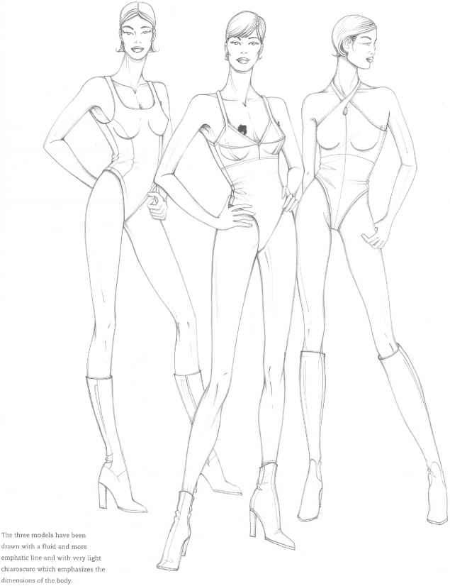 Focus Techniques Fashion Design Joshua Nava Arts