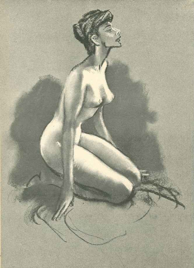 Female Figure Drawing Models - Drawing the Female Figure