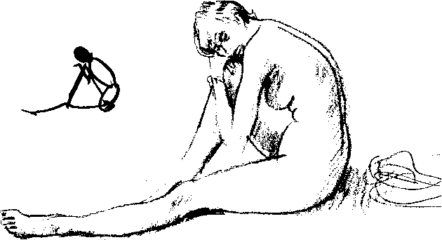 Edgar Degas Figure Drawings