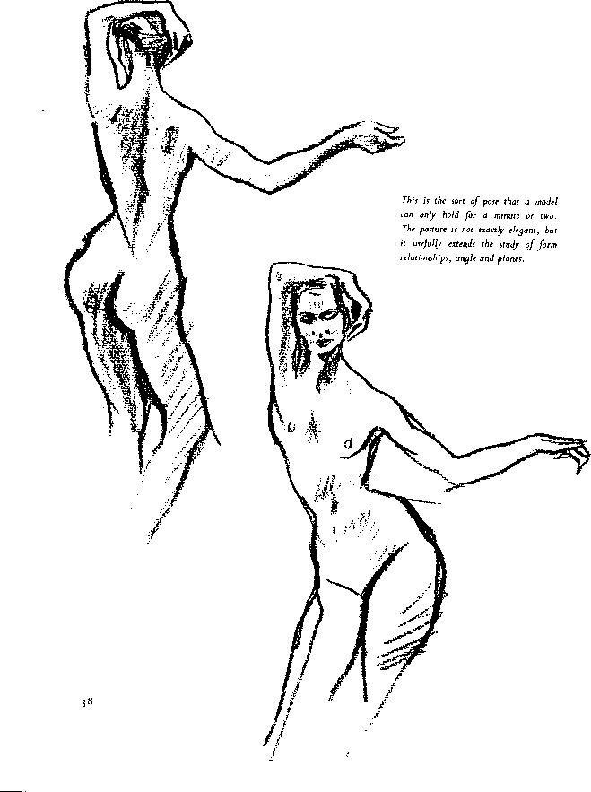 Technique Drawing The Female Figure Joshua Nava Arts