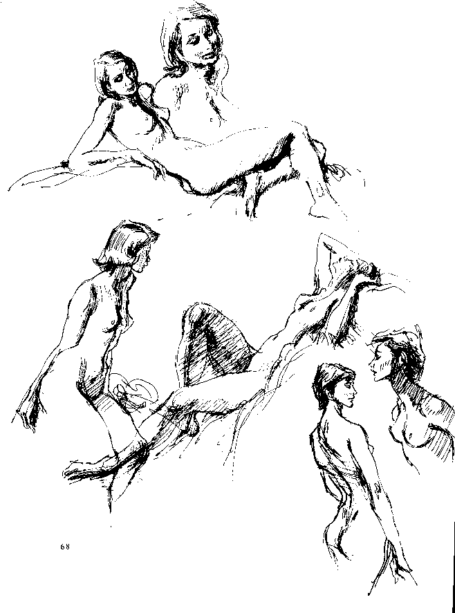 Foreshortening Drawing
