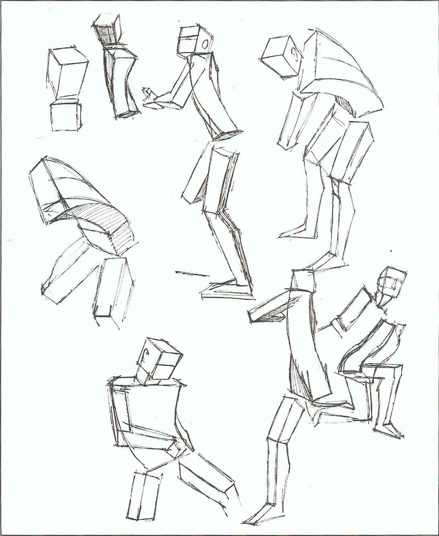 It's just a picture of Accomplished Figure Drawing Basics