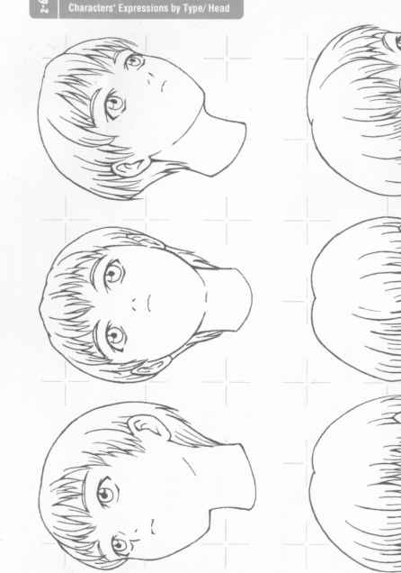 How Draw Anime Short Hair