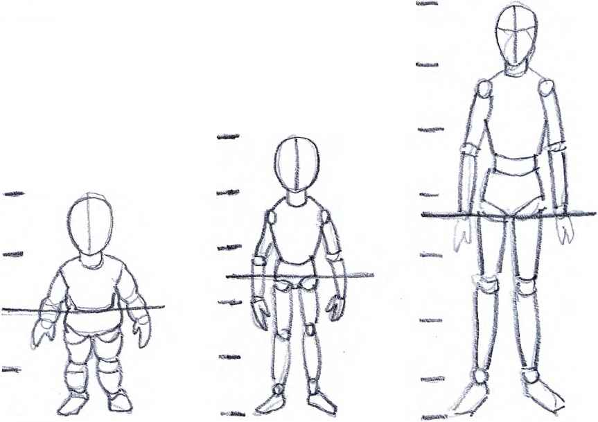 human drawing template - Yeni.mescale.co