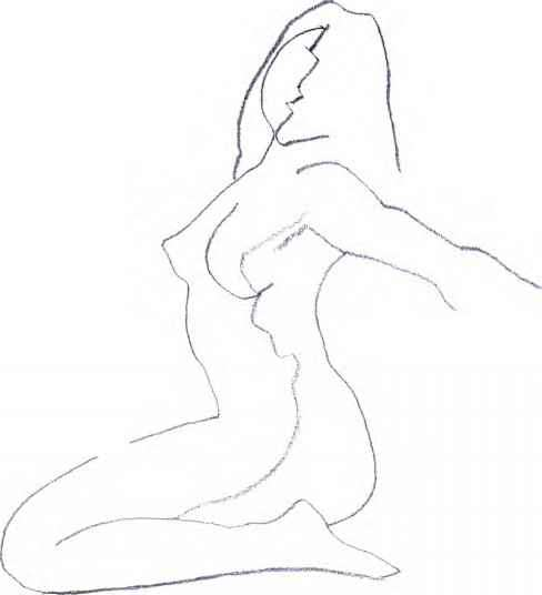 Continuous Line Drawing Artists