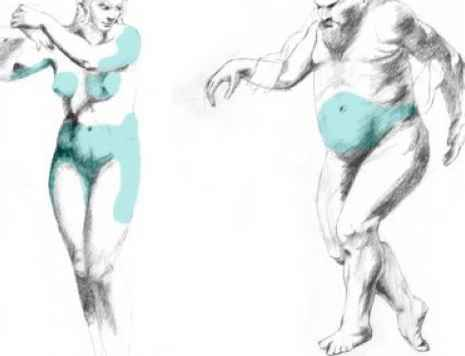 How Bodies Drawing