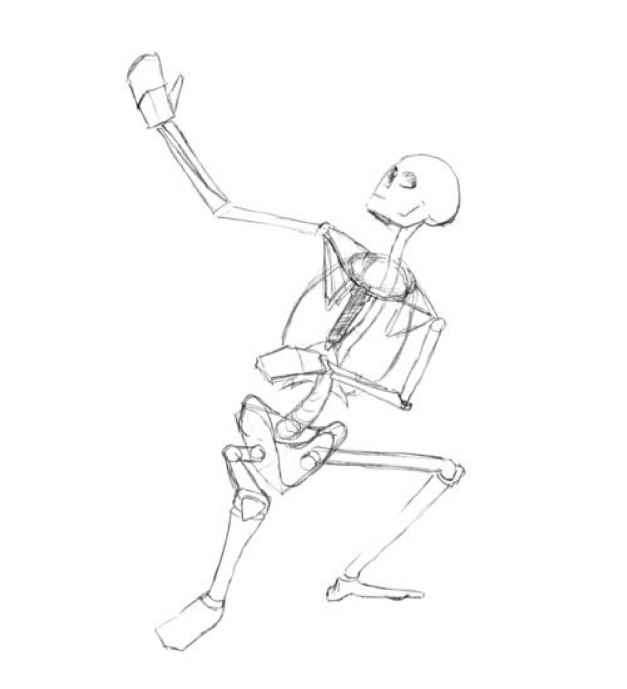 Simplifying The Body Drawing Human Figure Joshua Nava Arts