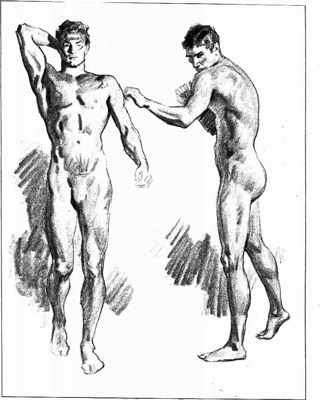 Фигура голых парней 17 фотография