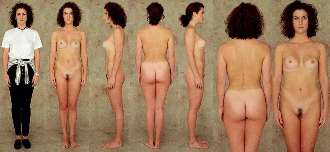 Female nude posture gallery photo