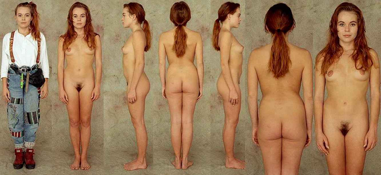 studies nude photos Posture
