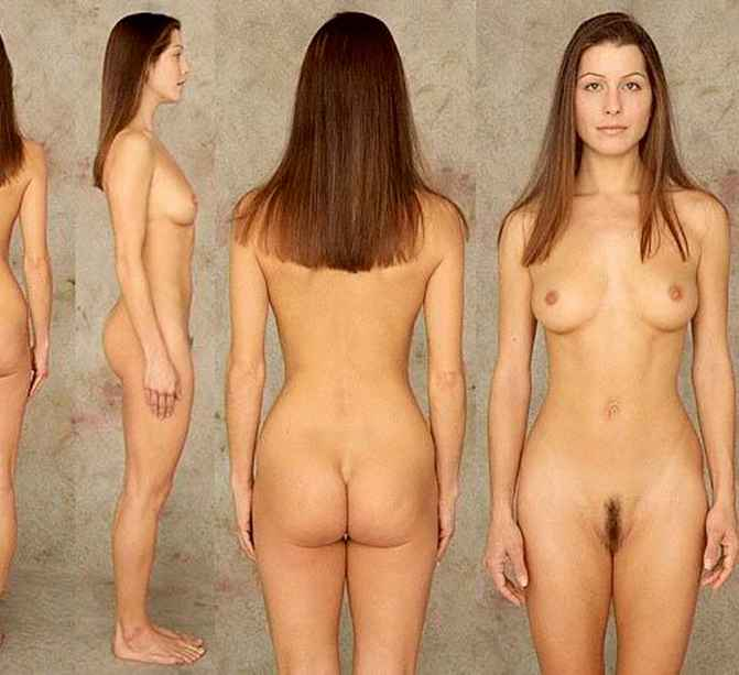 body Naked women perfect