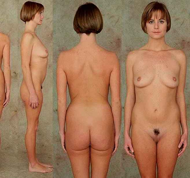Nude Modeling Poses 78