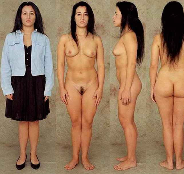 female nude art models