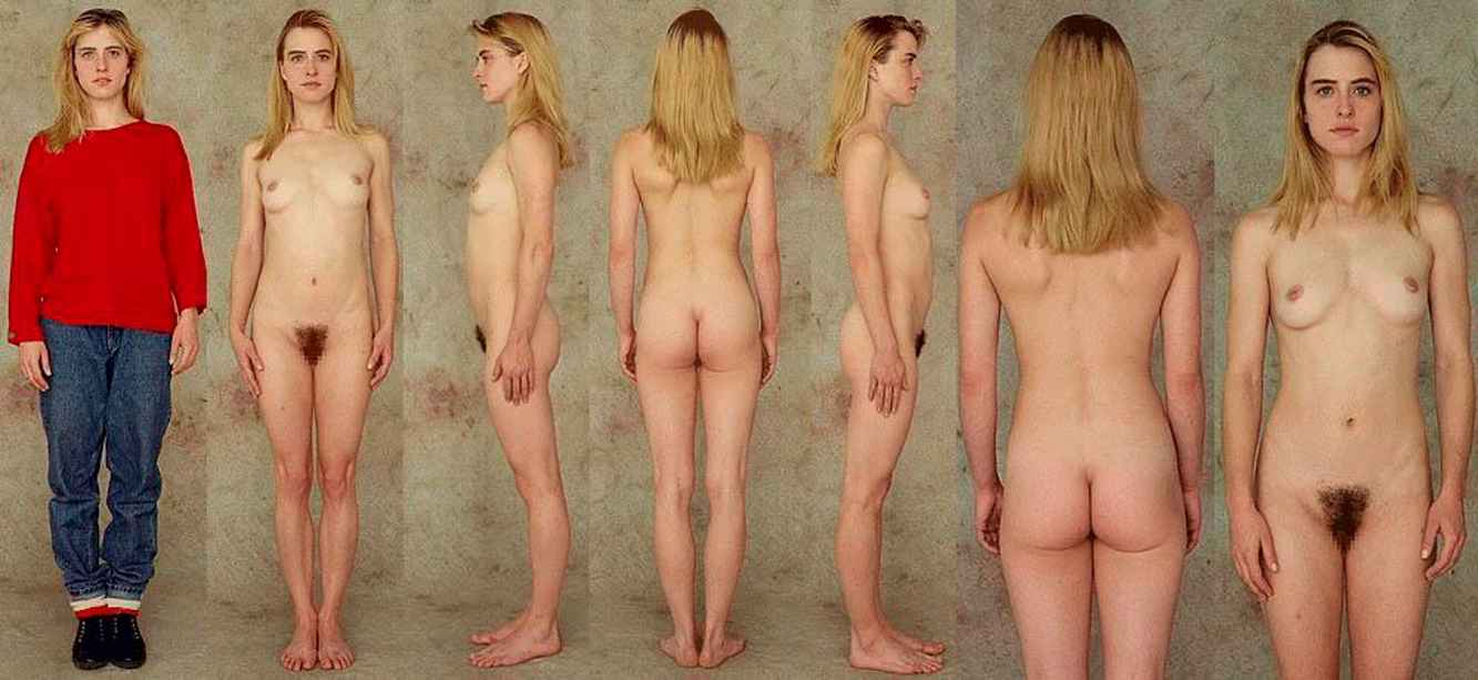 average mature women naked bodies