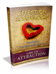Affection Roadblocks