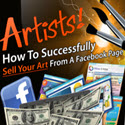How To Successfully Sell Your Art From A Facebook Page