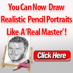 Pencil Portrait Mastery Home Study Course