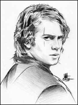 Drawings Star Wars Characters