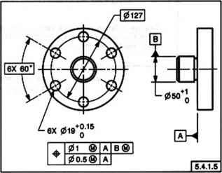 Hole Pattern Dimensioning
