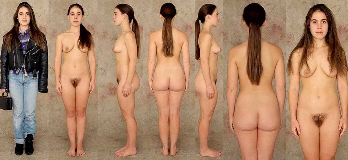 Art Nude Poses Draw For Study Lessons