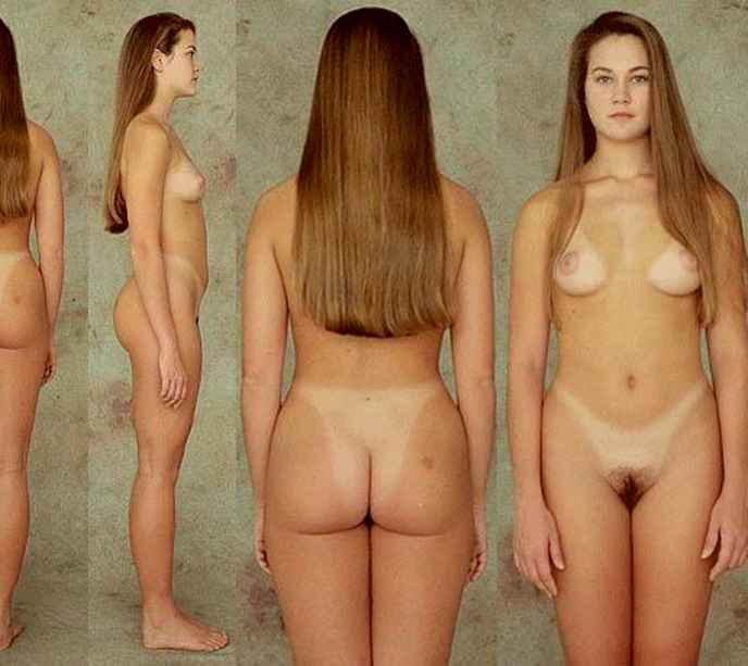 How Draw Realistic Nude Bodies