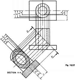 Orthographic View Socket