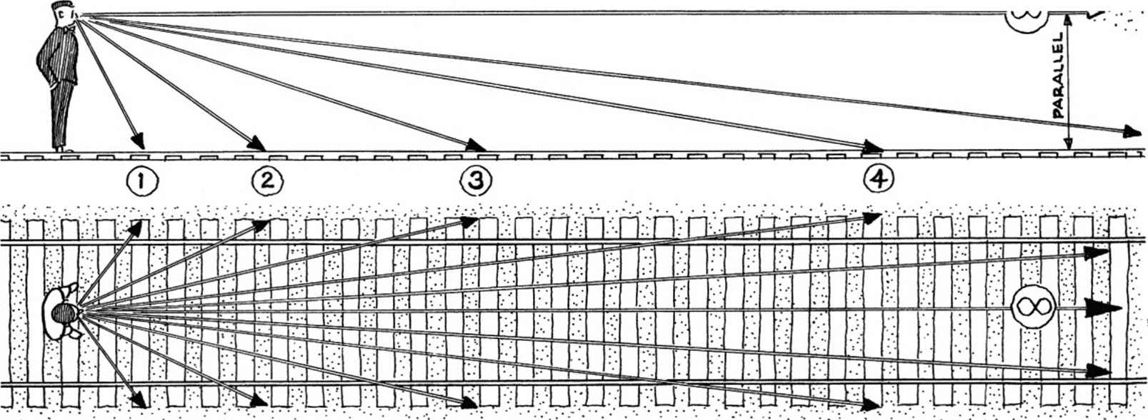 Sightlines Drawing
