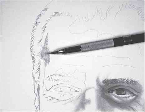 Pencil Shading Technique