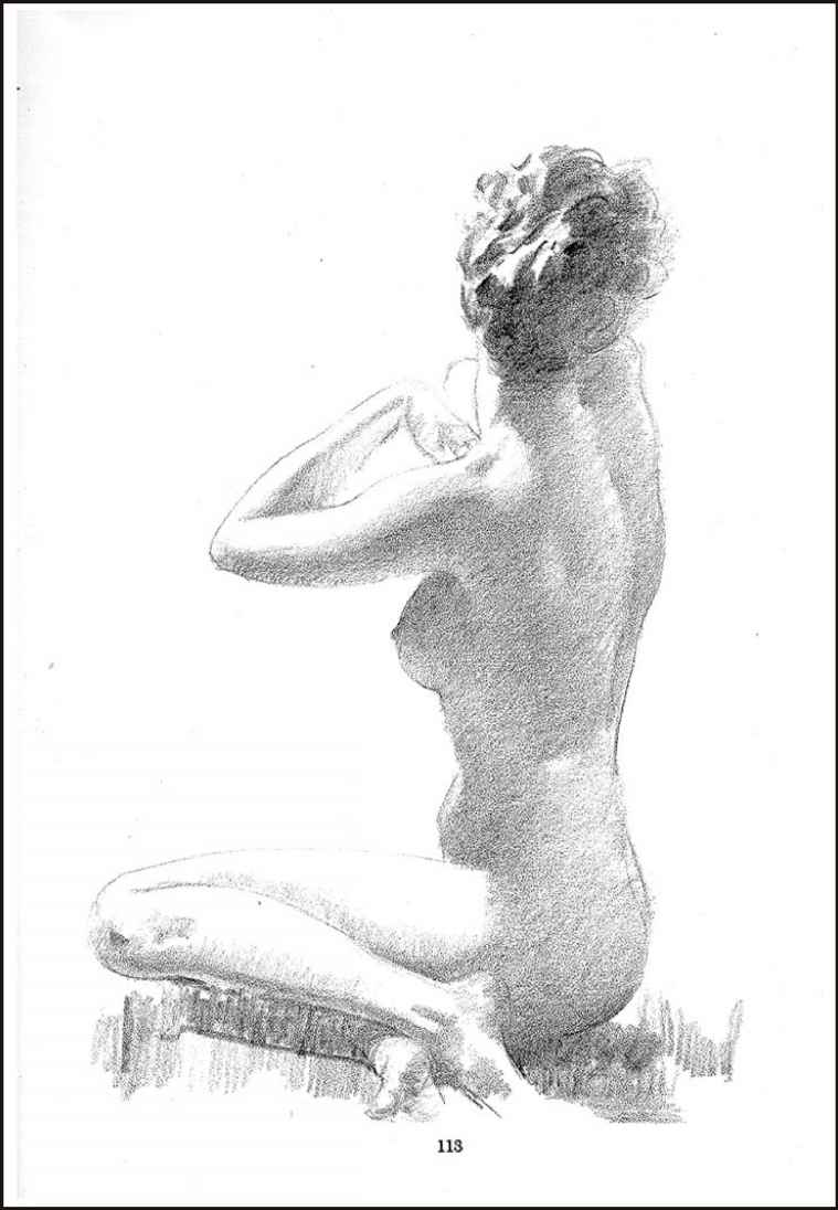 Figure Drawing Shades And Shadows