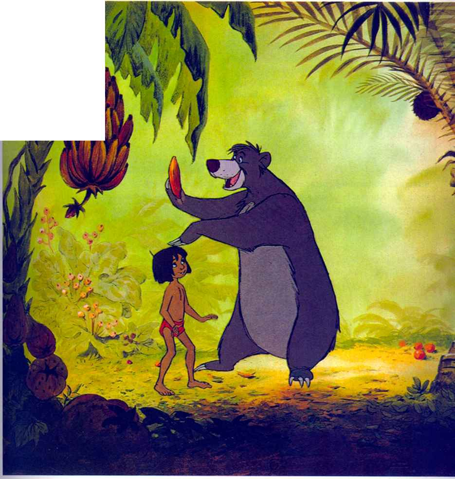 Jungle Book Characters