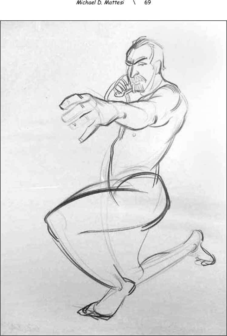 Overlap and Tangents - Drawing Life - Joshua Nava Arts
